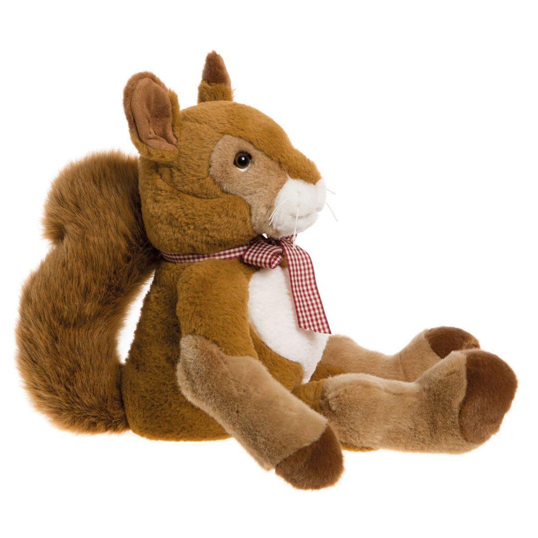 Charlie Bears Bearhouse Bear Sandringham Squirrel Mary Shortle
