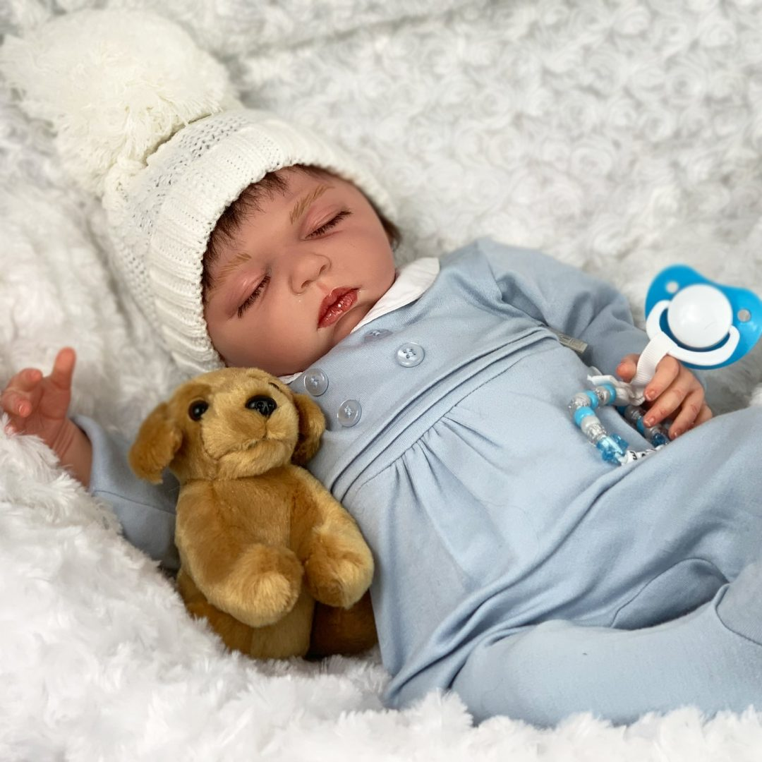 Freddie Reborn Boy Mary Shortle