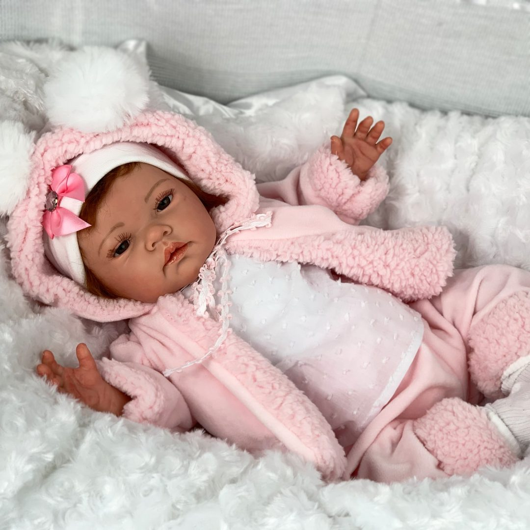 Freya Reborn Baby Mary Shortle