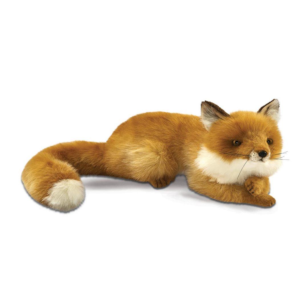 Hansa Fox Floppy Teddy Mary Shortle