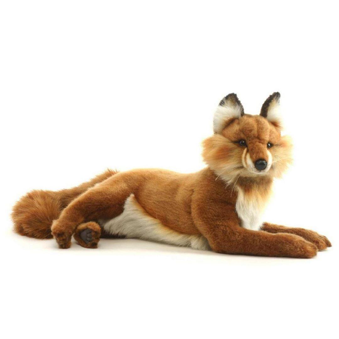 Hansa Fox Red Teddy Mary Shortle