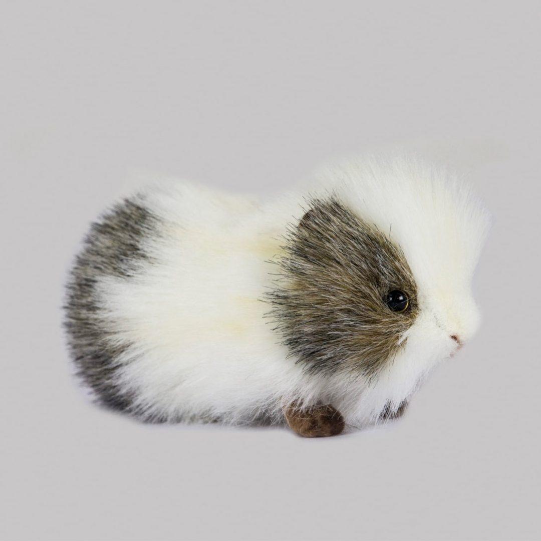 Hansa Guinea Pig Teddy Mary Shortle