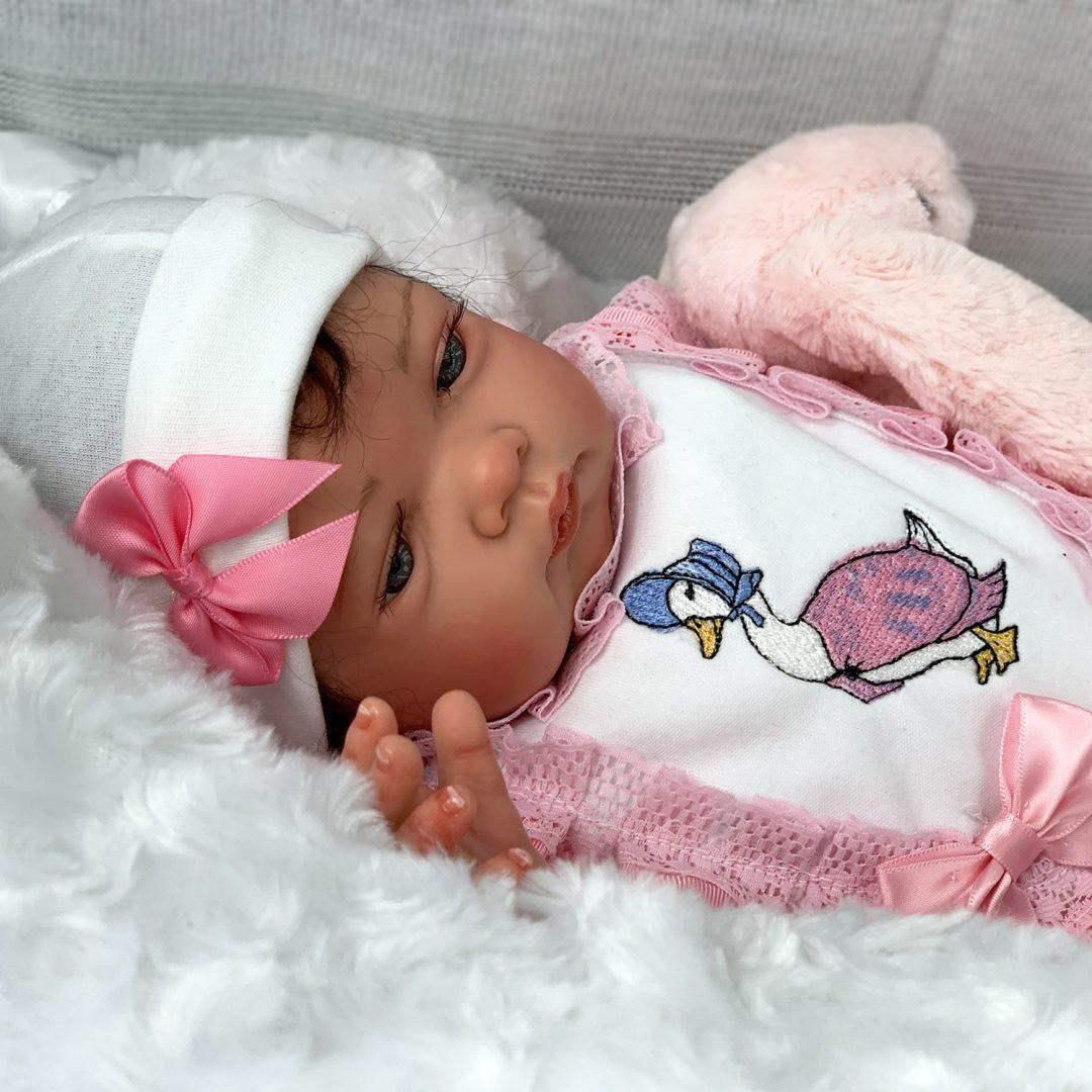 Louisa Reborn Mary Shortle