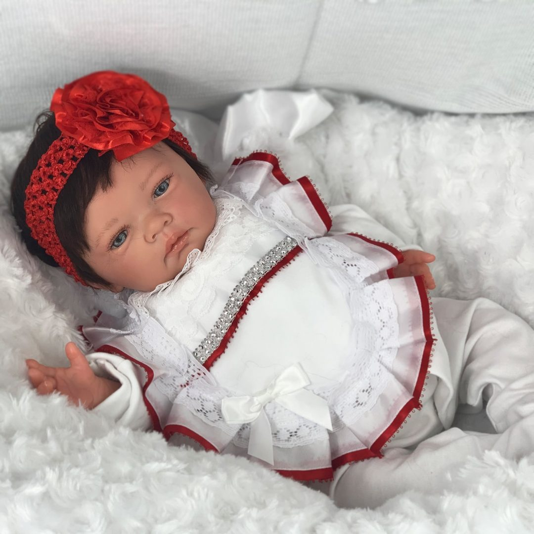 Rosa-May Reborn Mary Shortle