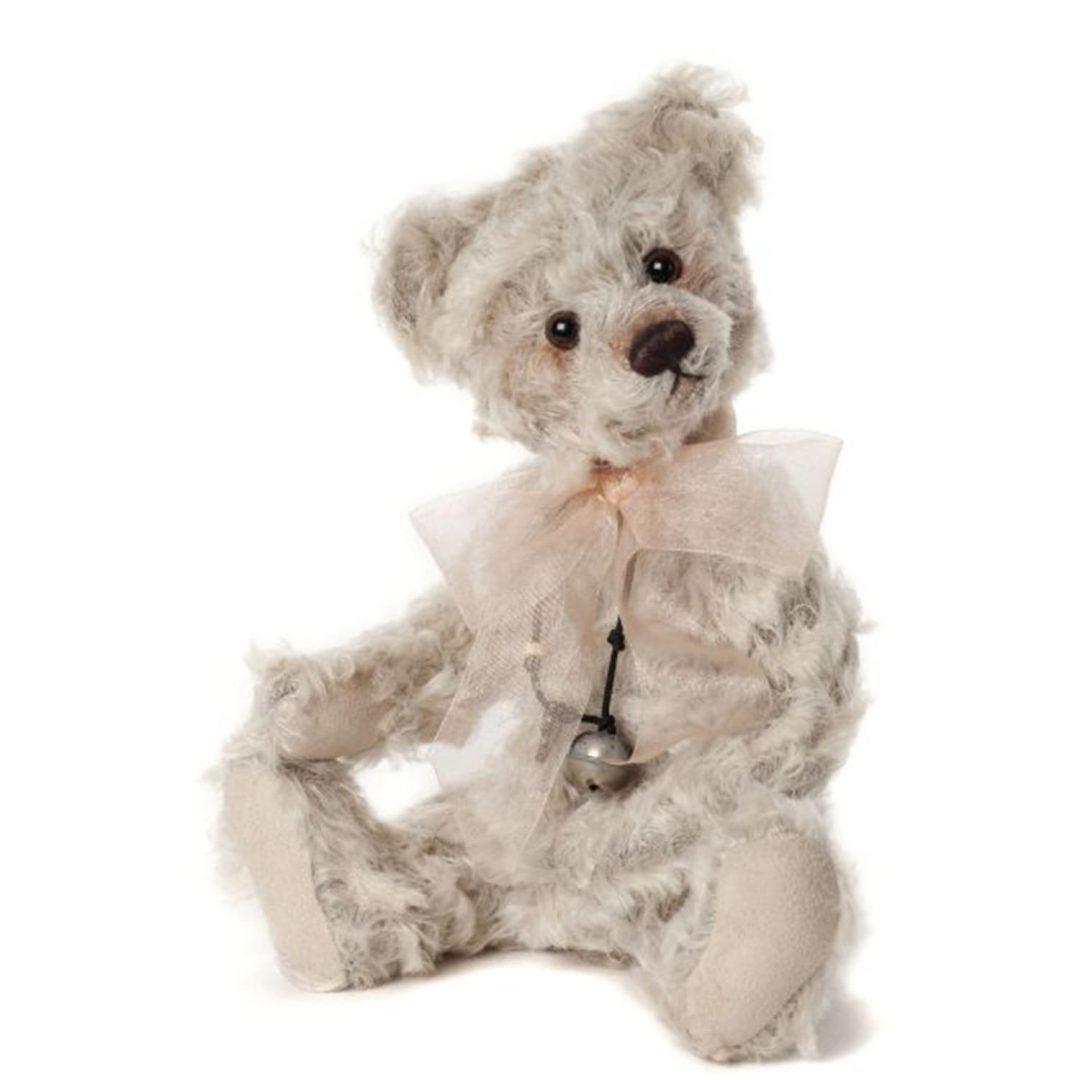 Sarama Charlie Bear Teddy Mary Shortle