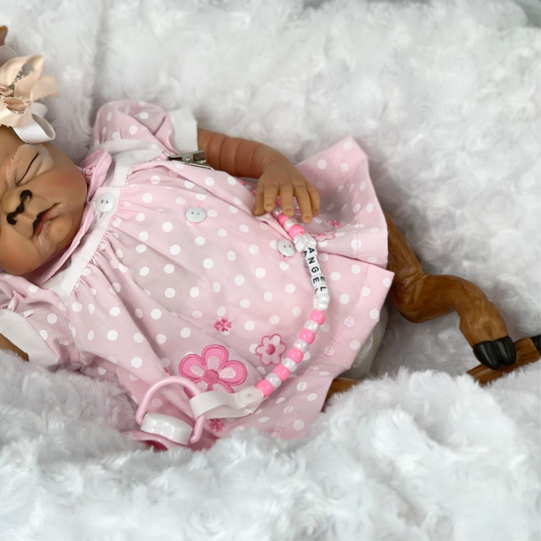 Florence Fawn Reborn Mary Shortle