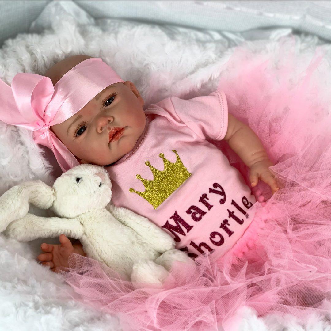 Melissa Reborn Mary Shortle