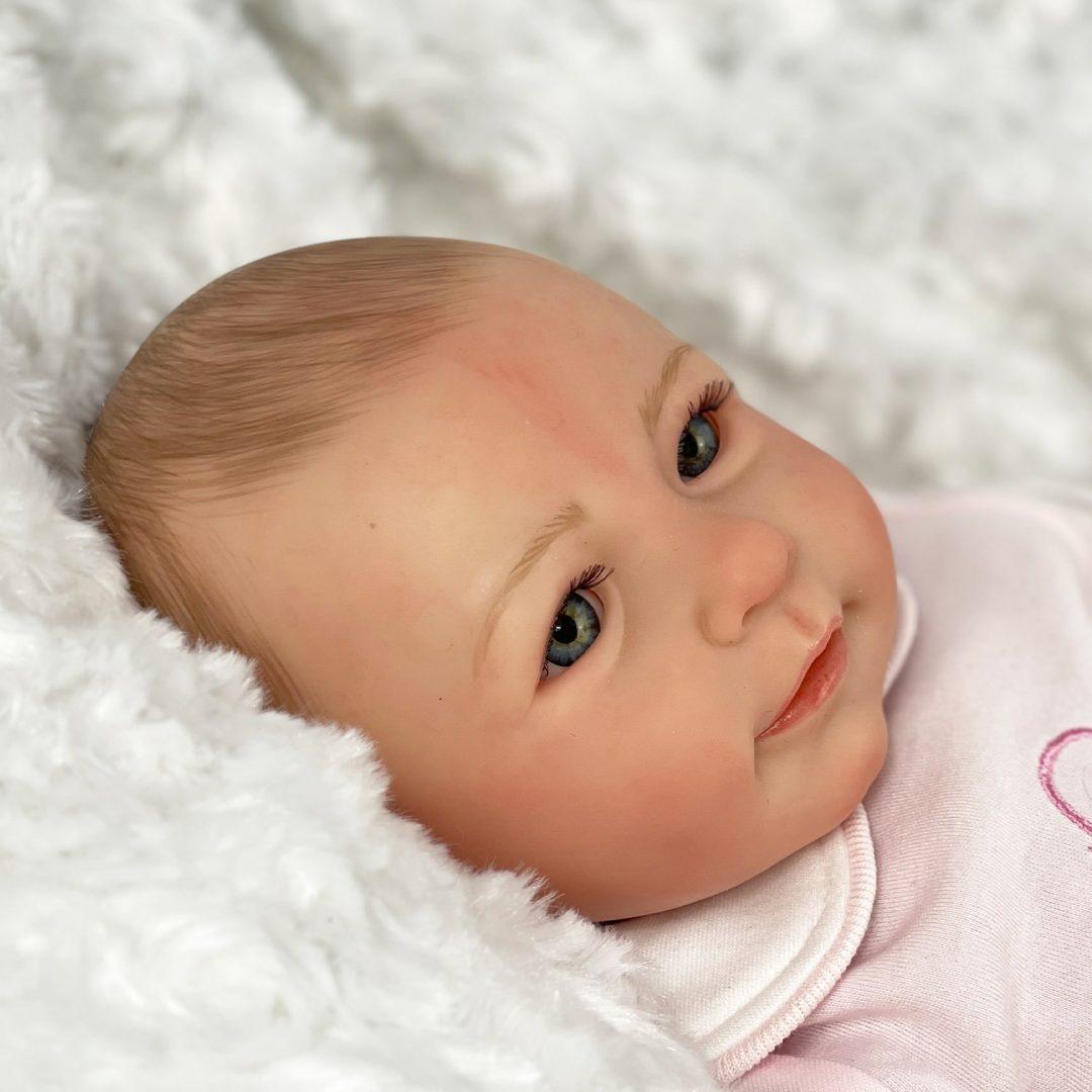 Mia Reborn Baby Mary Shortle 1-min