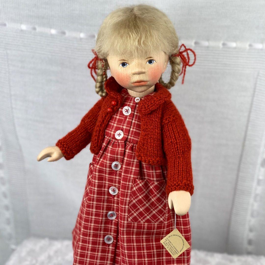 Pongratz Doll Mary Shortle