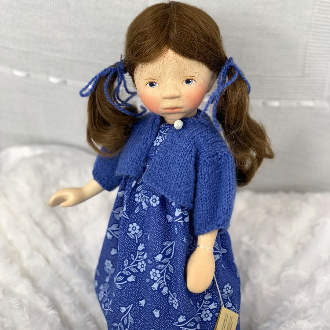Pongratz Wooden Doll Mary Shortle