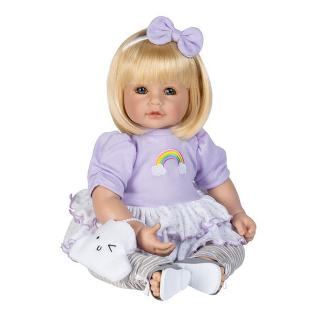 Adora ToddlerTime Doll Over The Rainbow Girl Mary Shortle