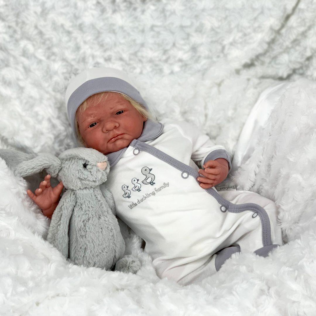 Cutie Chops Reborn Boy Mary Shortle