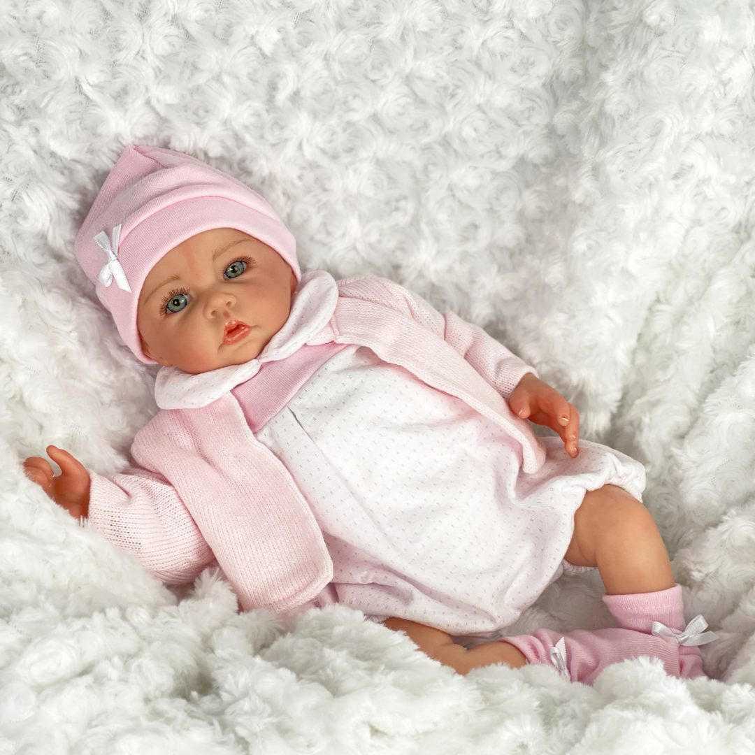 Lily Reborn Baby Mary Shortle 1-min
