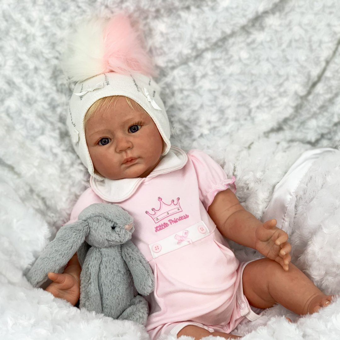 Rosalie-Mae Reborn Girl Mary Shortle