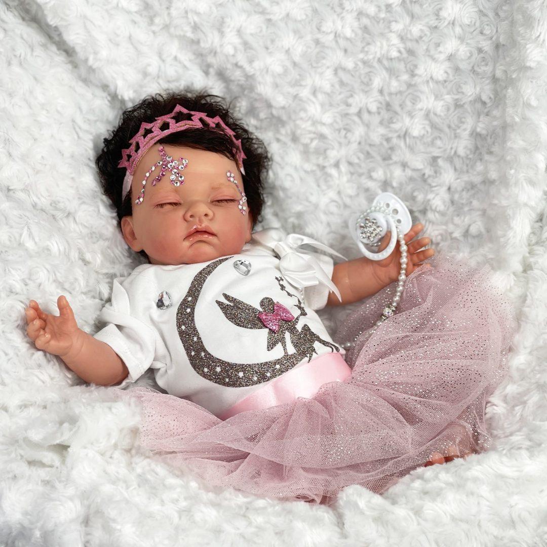 The Jewelled Princess Reborn Baby-min
