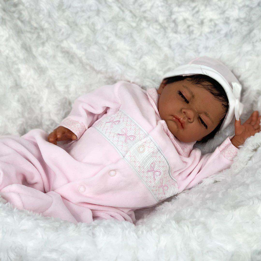 Aleta Girl Rebon Baby Doll Mary Shortle