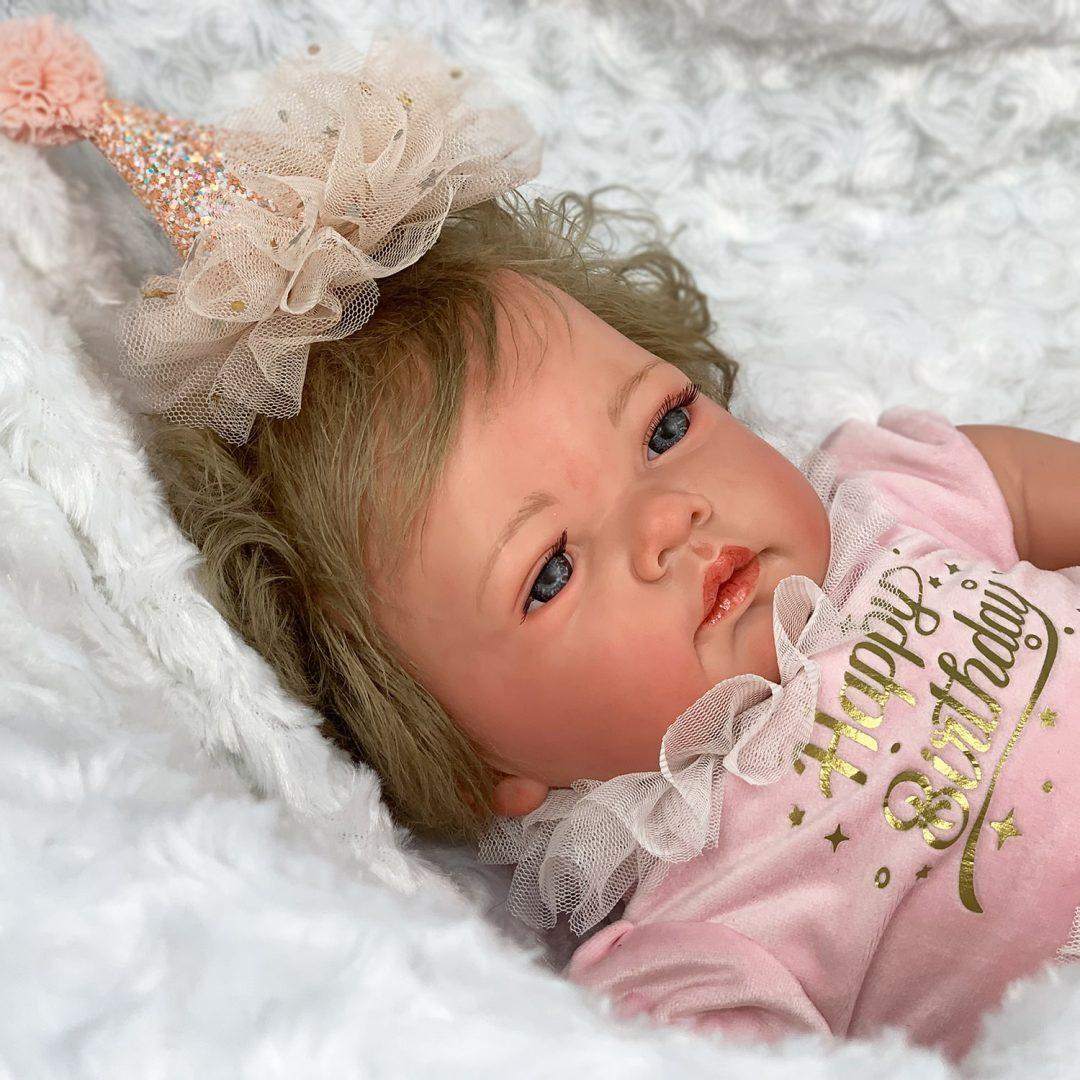 Birthday Princess Reborn Mary Shortle