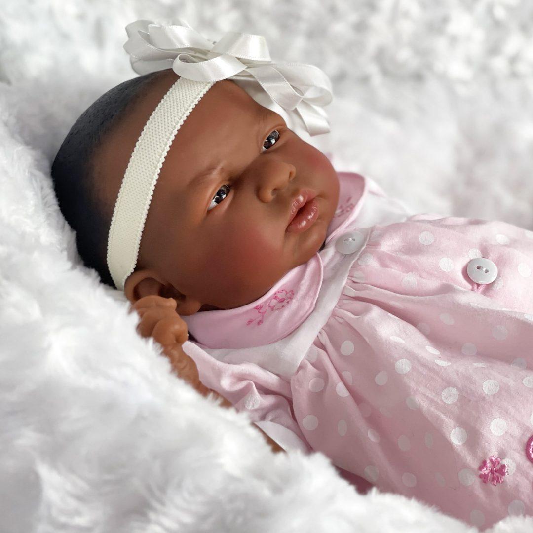 Fifi Reborn Baby Doll Mary Shortle 0-min