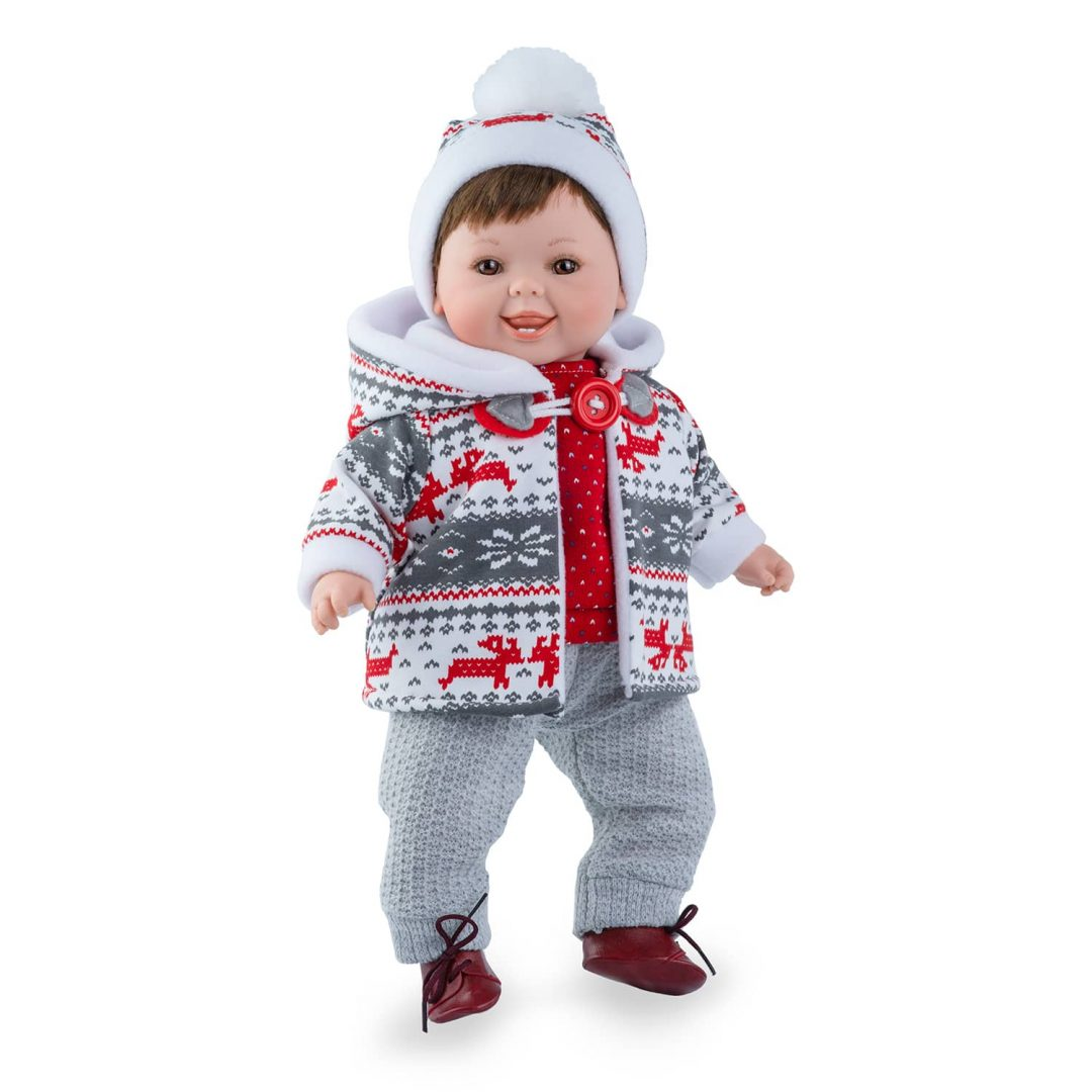 Harry Marina Pau Boy Doll Toddler Mary Shortle