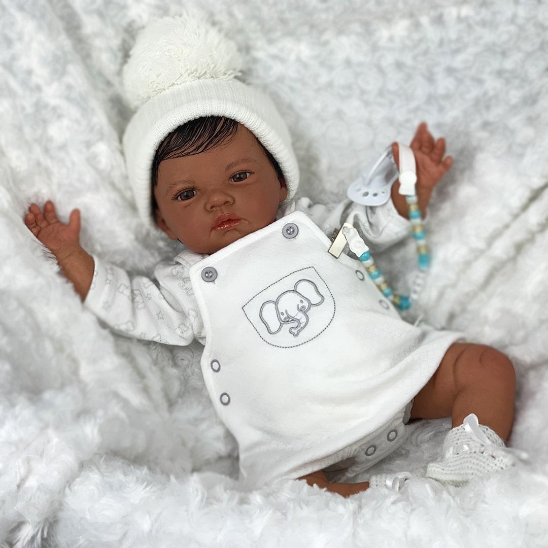 Leon Reborn Boy Doll Mary Shortle