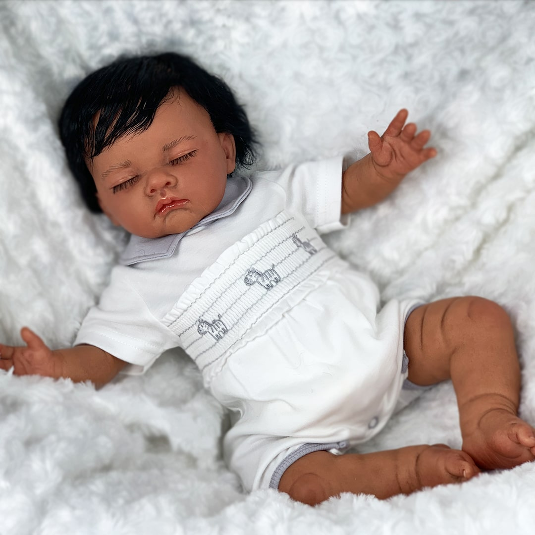Levi Reborn Boy Doll Mary Shortle