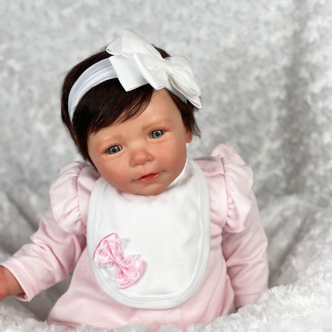 Tina Reborn Baby Doll Mary Shortle 1-min