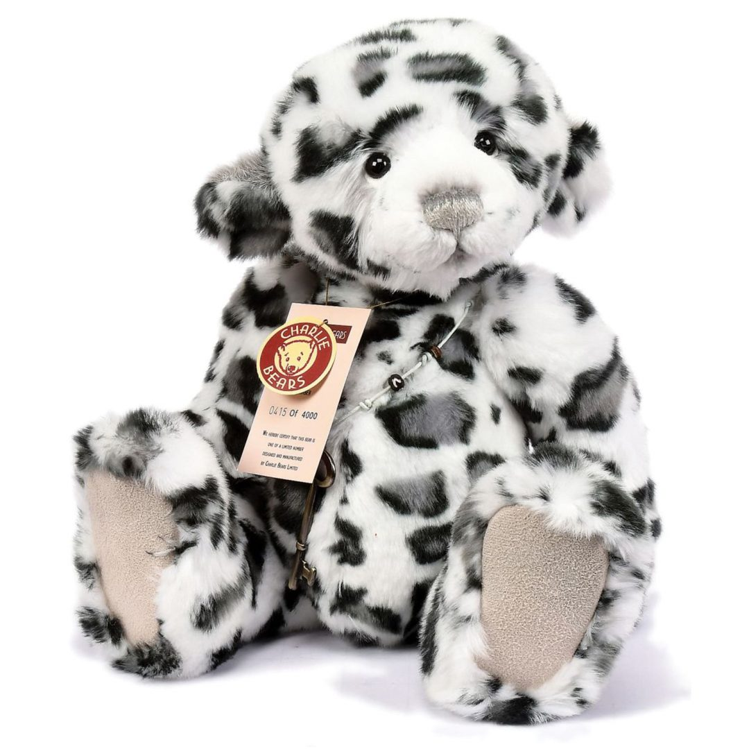 Akhuti Charlie Bear Teddy Mary Shortle