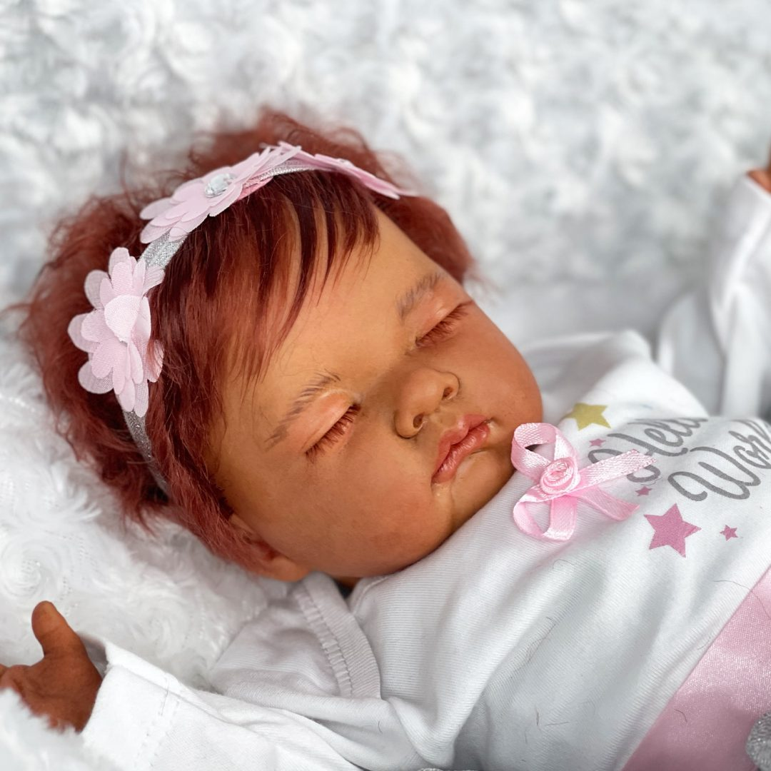 Amber Reborn Baby Doll Mary Shortle 1-min