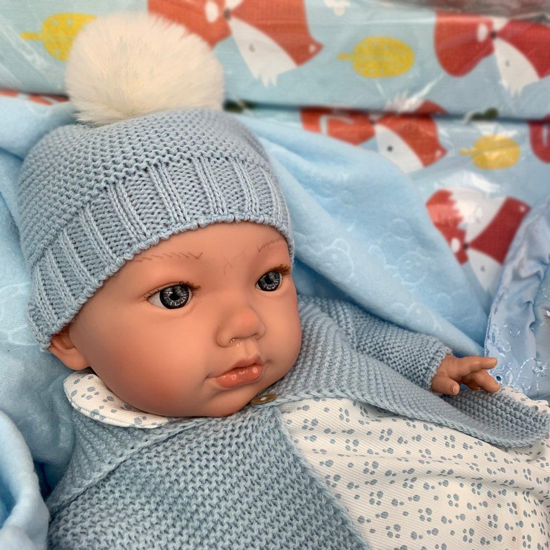 Bobby-Joe Reborn Boy Hamper Mary Shortle