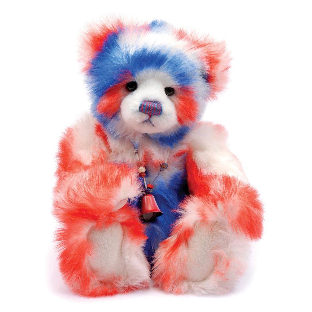 Brit Charlie Bear Teddy Mary Shortle