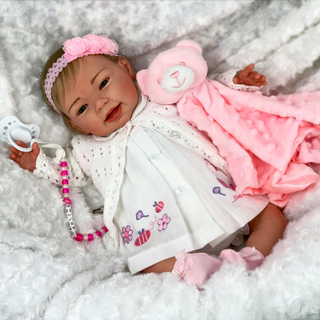 Chloe Ash Blonde Girl Reborn Mary Shortle