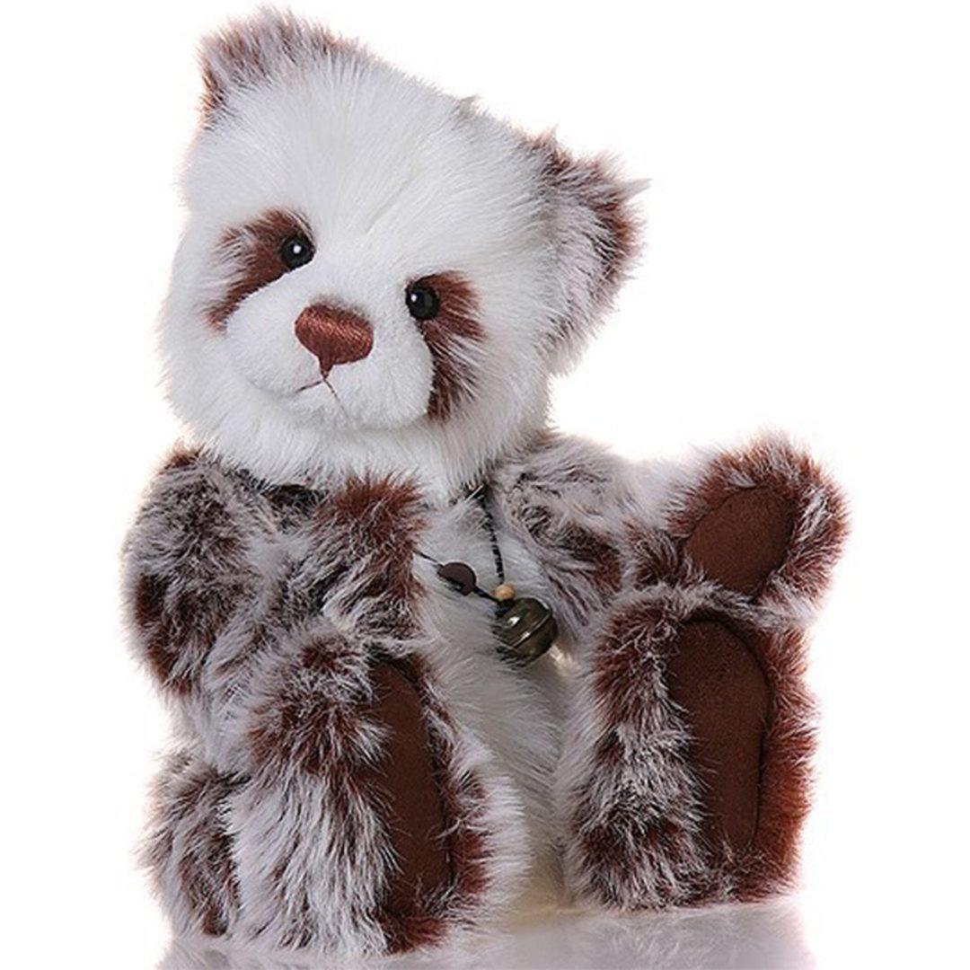 Jed Charlie Bear Teddy Mary Shortle