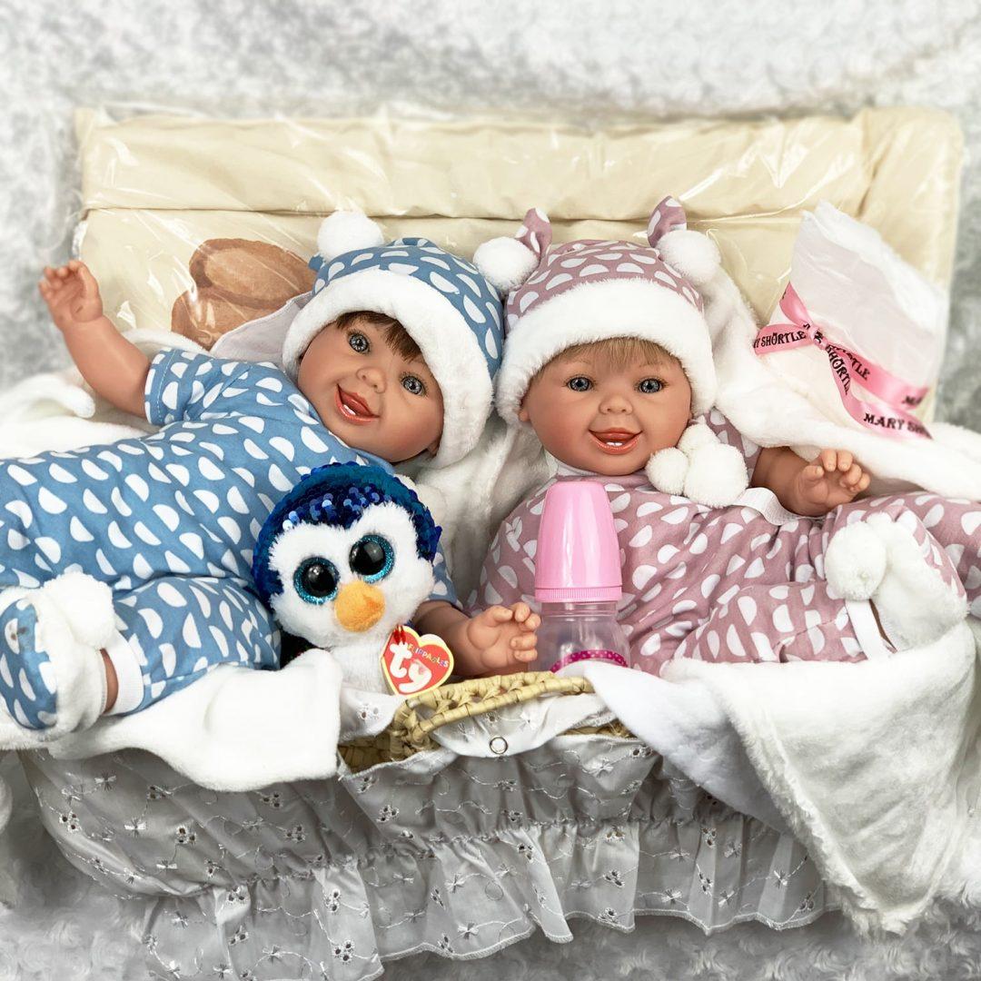 Lucas Lucia Doll Hamper Mary Shortle