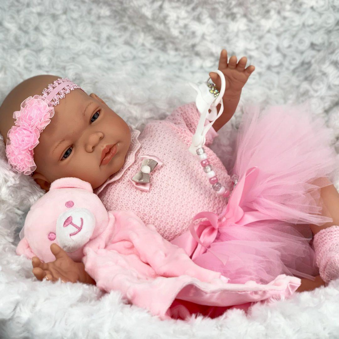 Mummy's little darling Reborn Girl Mary Shortle
