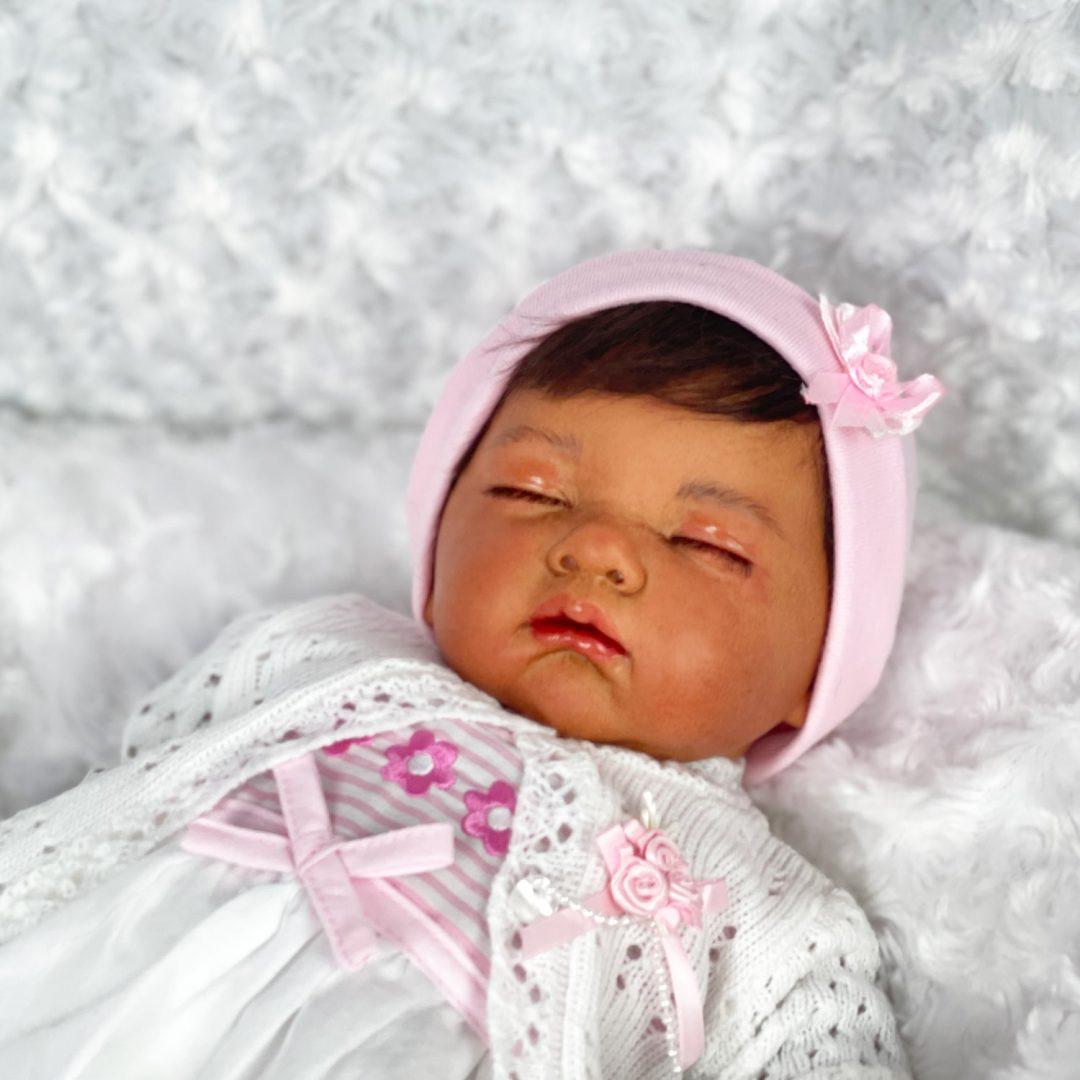 Addilyn Reborn Baby Doll Mary Shortle 1-min