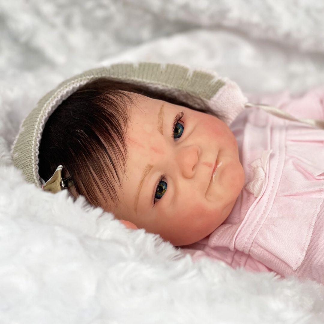 Amy Reborn Baby Doll Mary Shortle 2-min