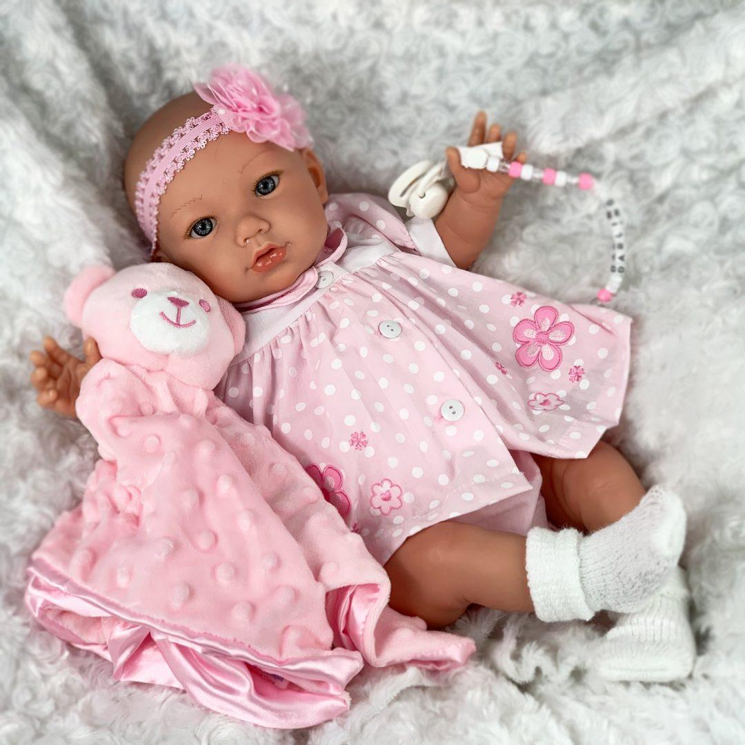 Harley Reborn Girl Mary Shortle