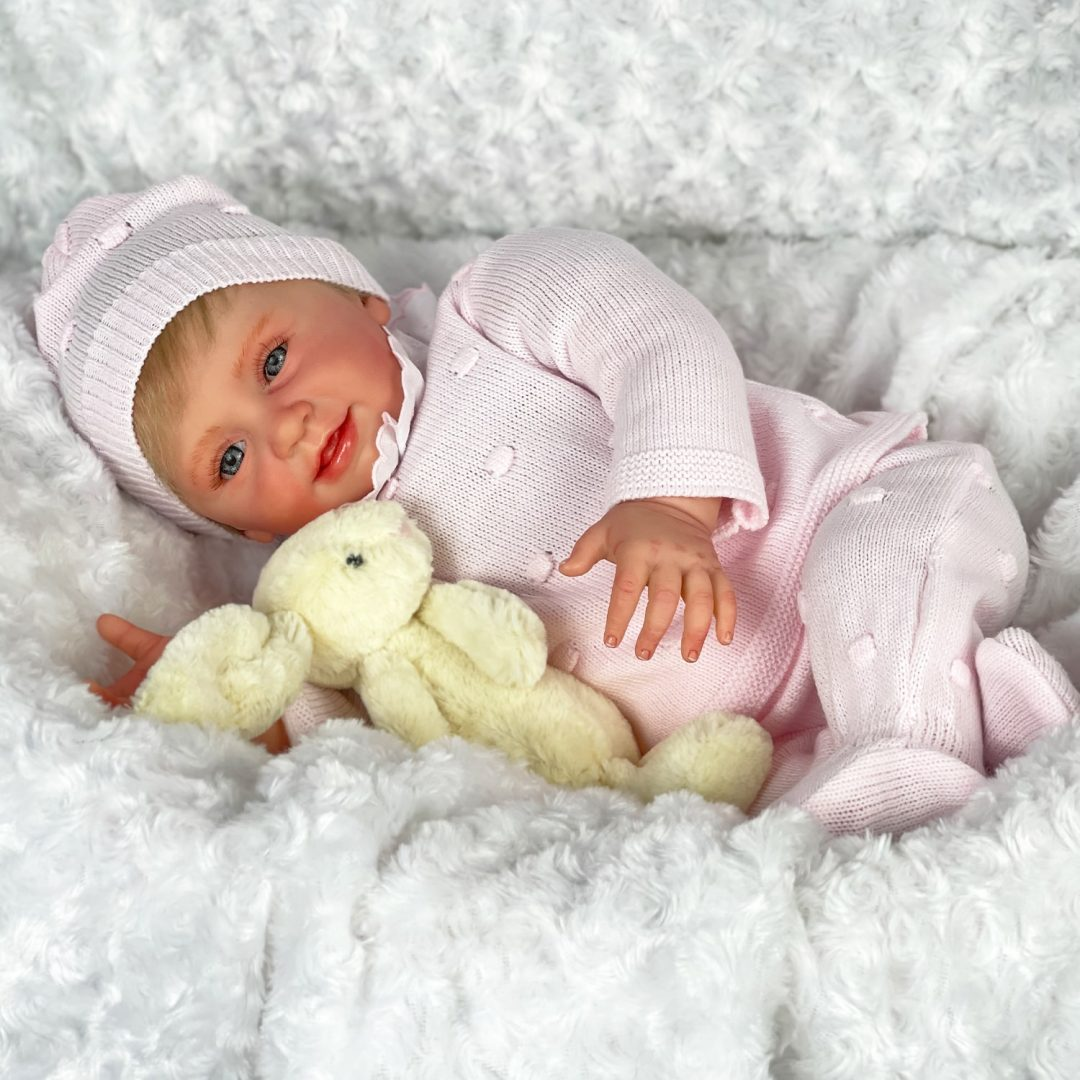 Lucy Reborn Baby Doll Mary Shortle 1-min