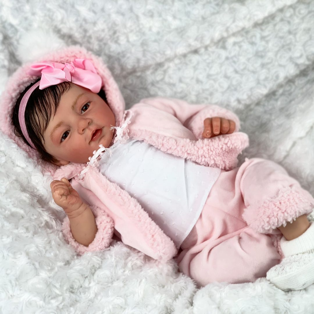Reborn Baby Tilly-Mae Mary Shortle