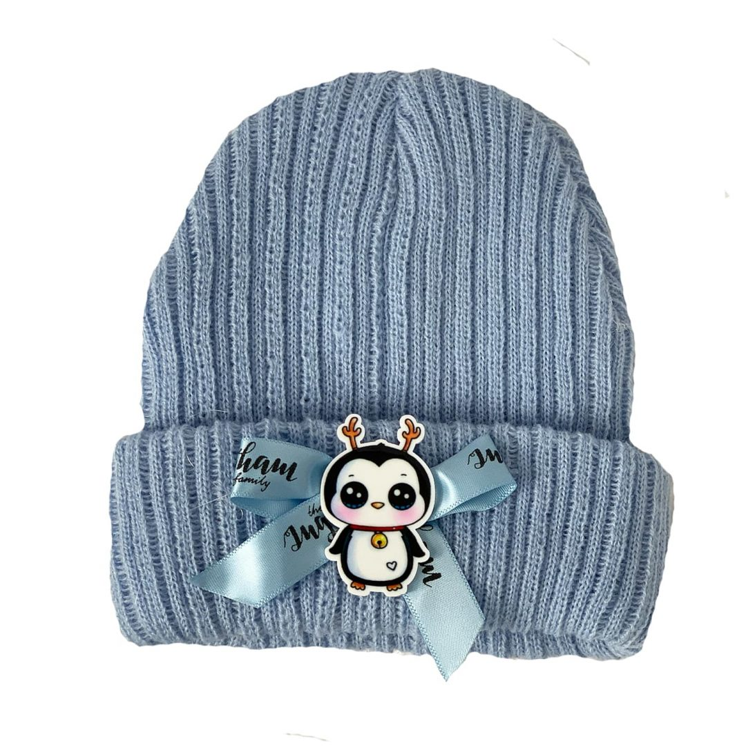 ingham blue winter hat mary shortle