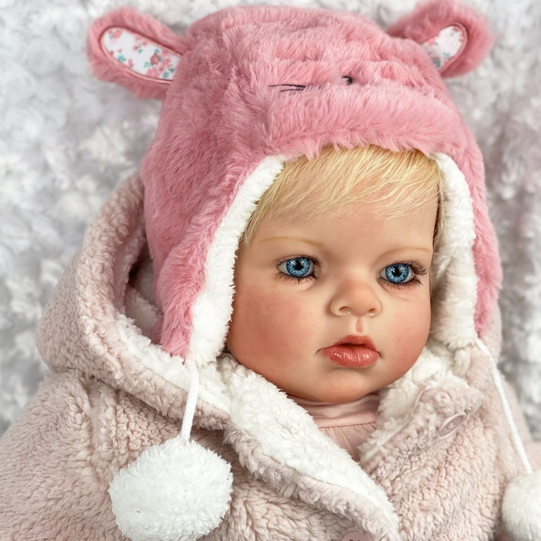 Arianna-Ann Reborn Baby Doll Mary Shortle 2-min