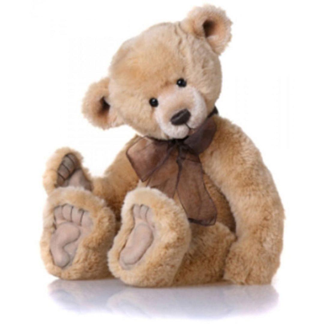 Charlie 2009 Charlie Bears Teddy Mary Shortle