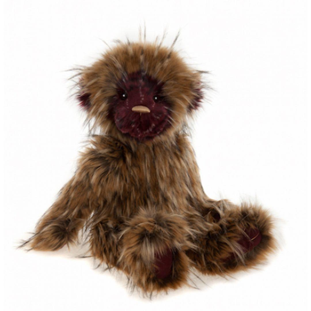 Chutchy Face Charlie Bears Teddy Mary Shortle