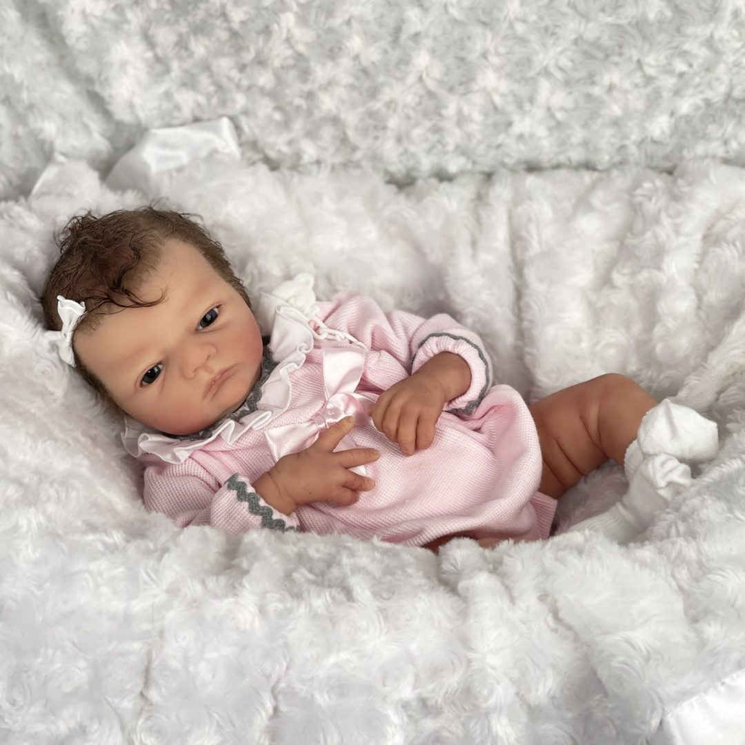 Estella Reborn Baby Doll Mary Shortle 1-min