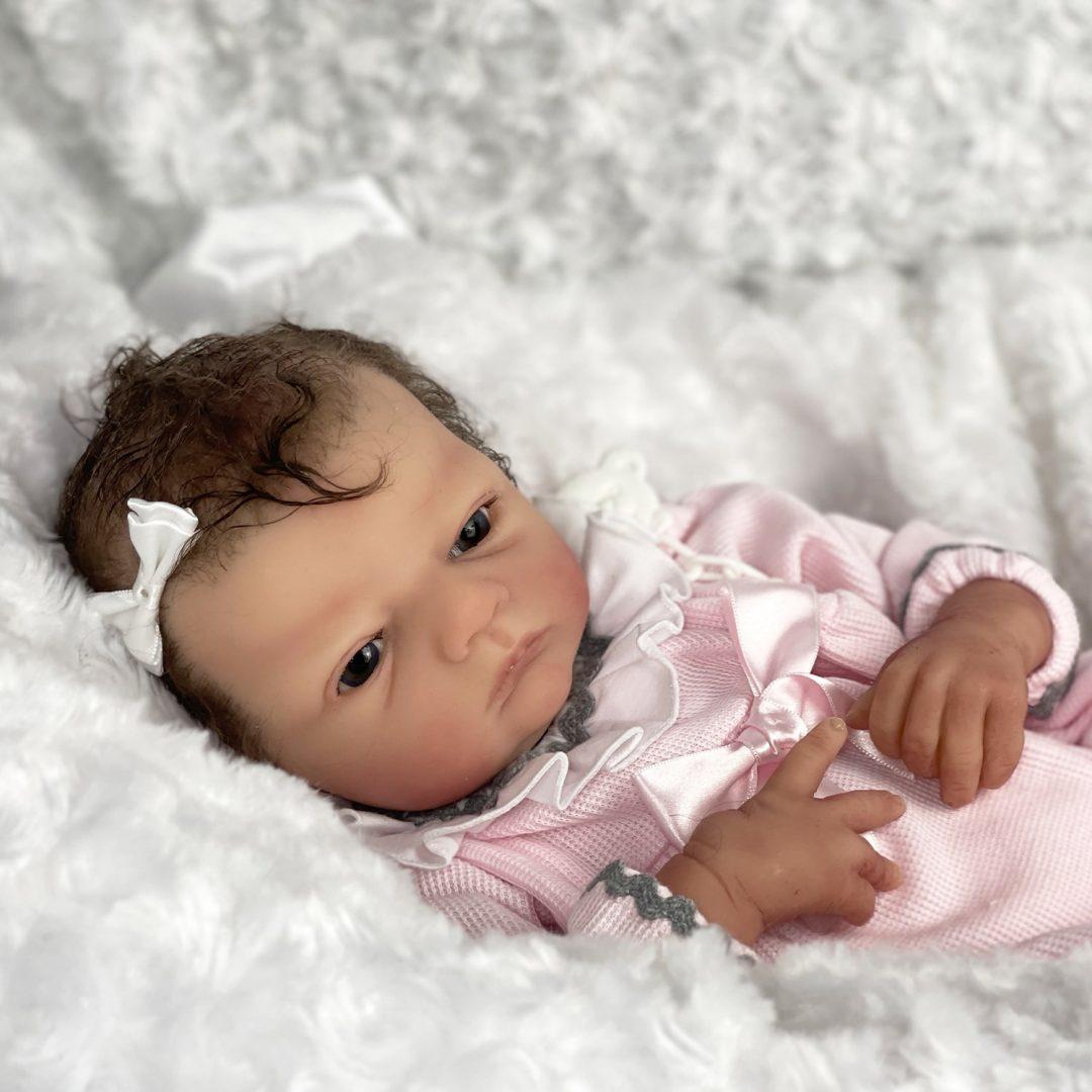 Estella Reborn Baby Doll Mary Shortle 1-min