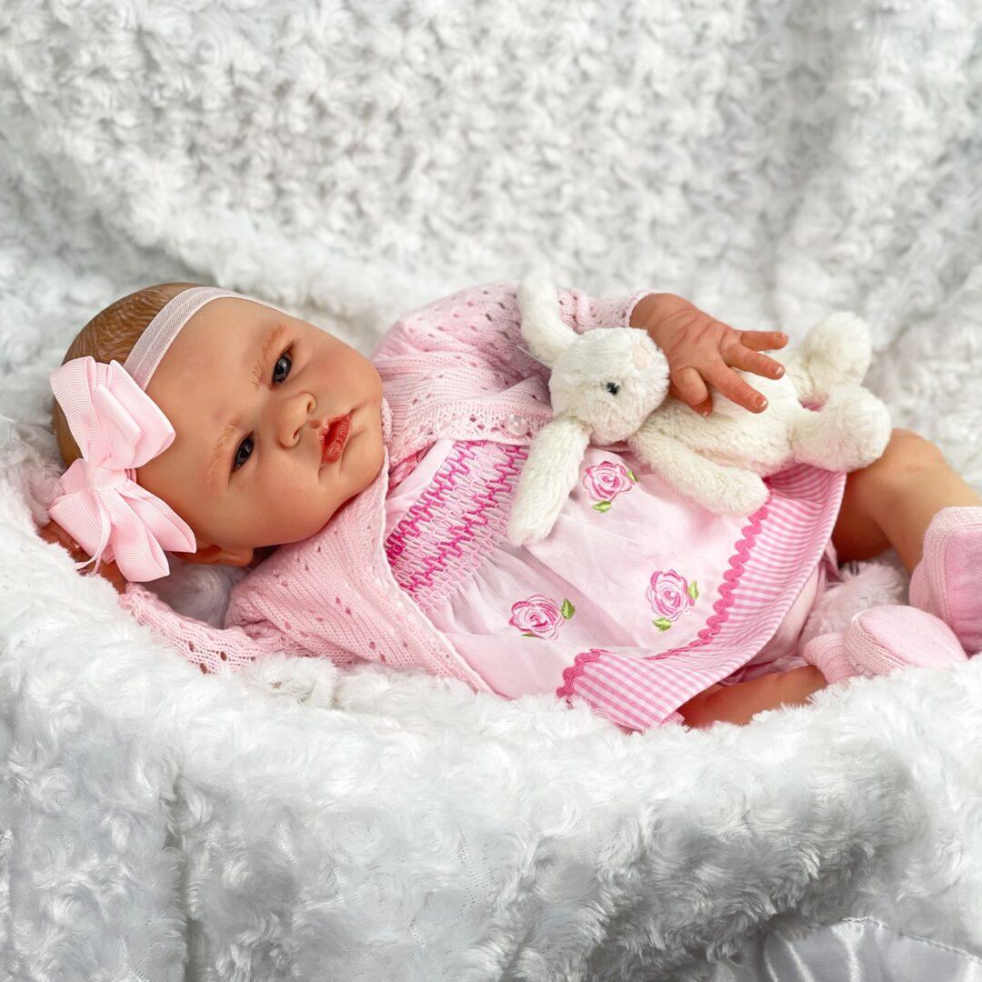 Fiona-Rose Premier Reborn Baby 2-min