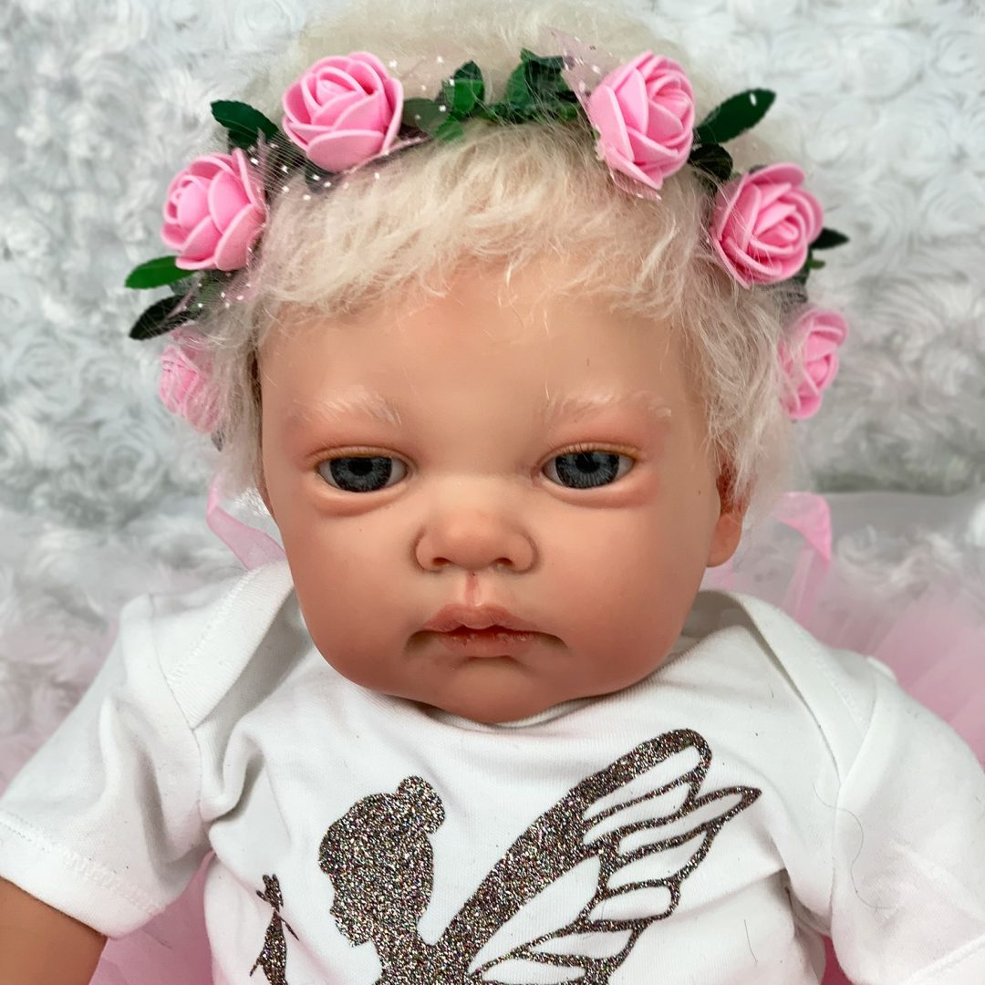 Nevaeh Fairy Baby Doll Mary Shortle