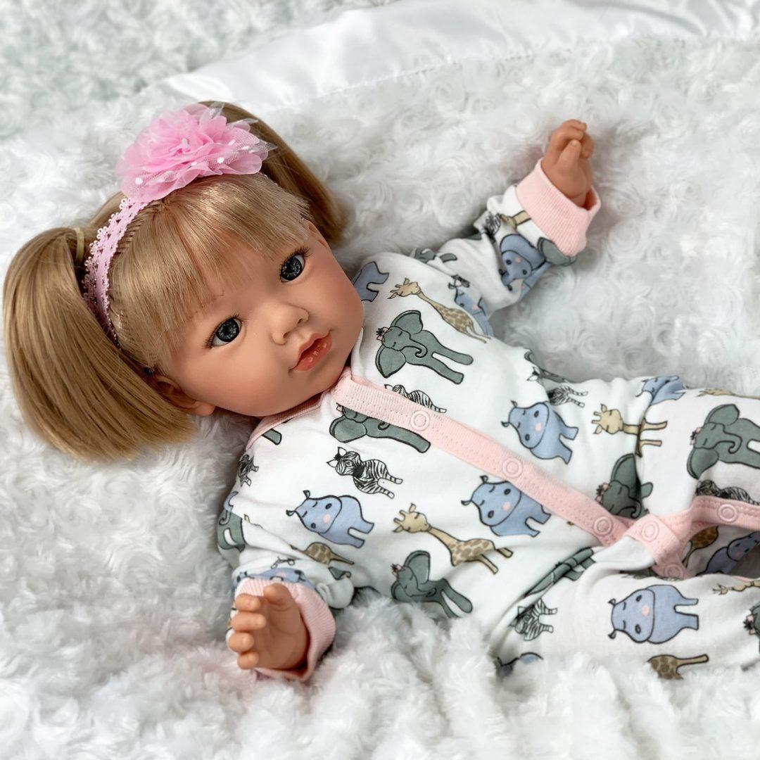 Night Night Cherry Mary Shortle Baby Doll