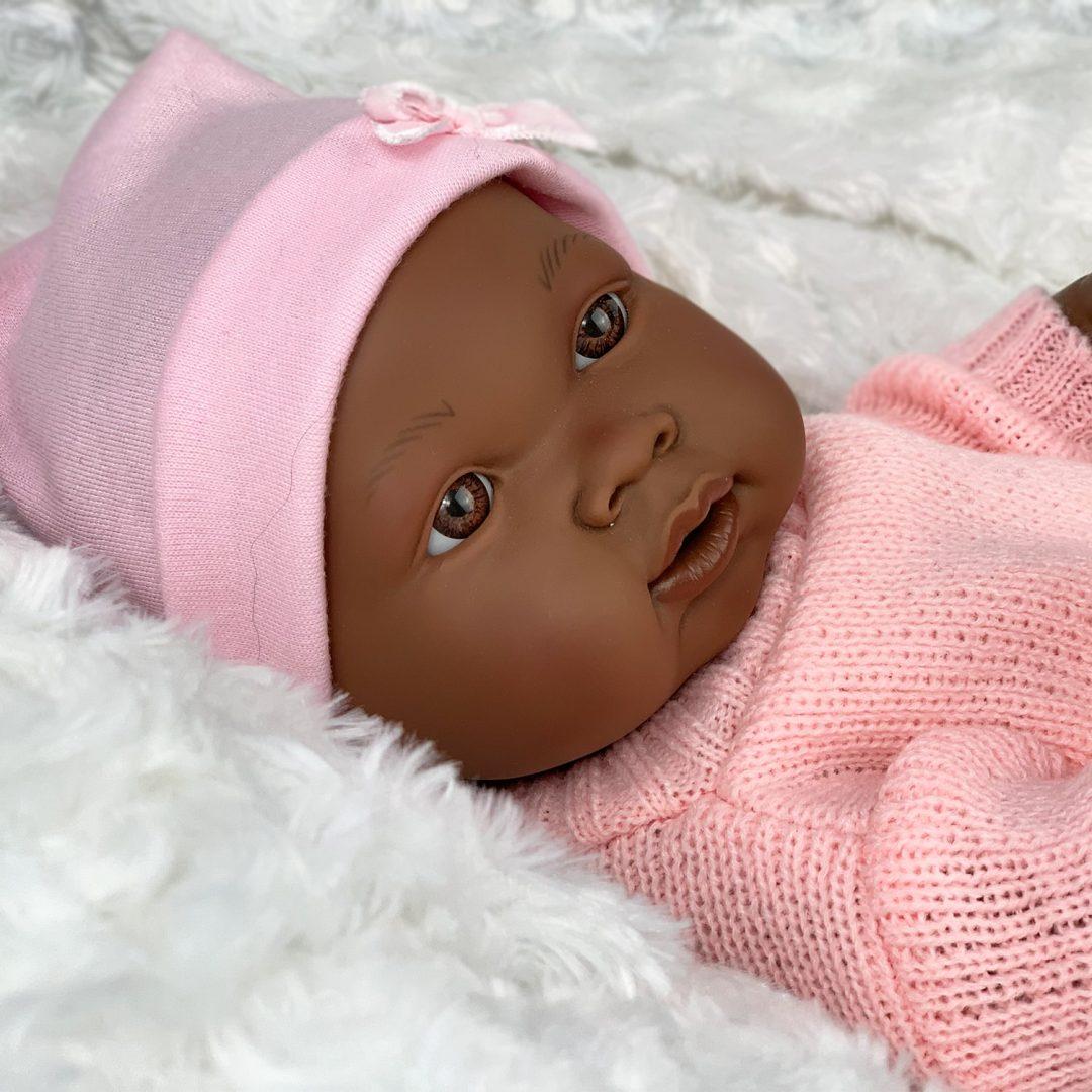 Thea Doll Vinyl Girl Mary Shortle
