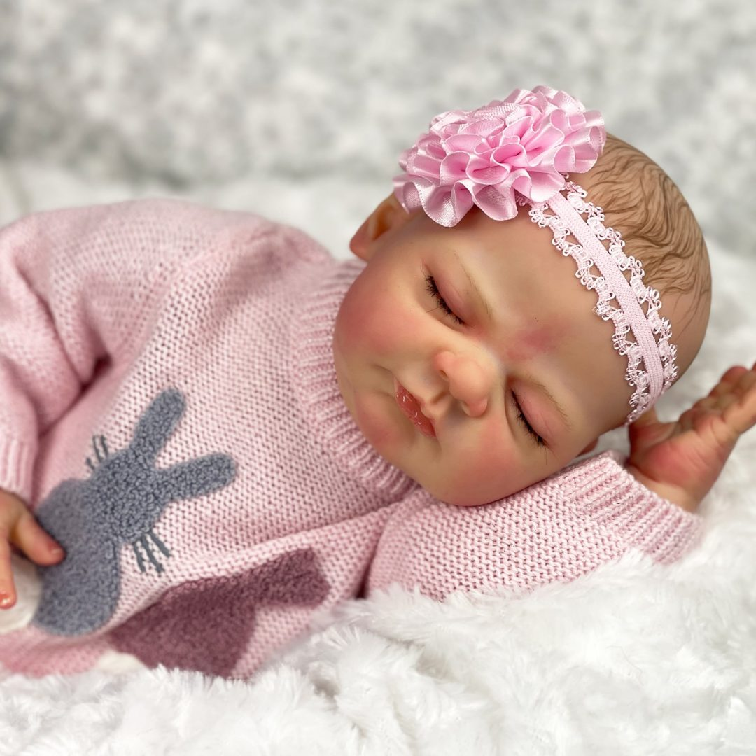 Ylenia Reborn Baby Doll Mary Shortle 1-min